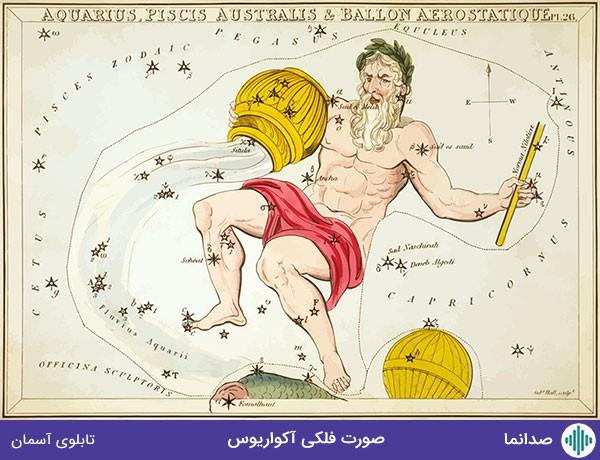 صورت فلکی آکواریوس