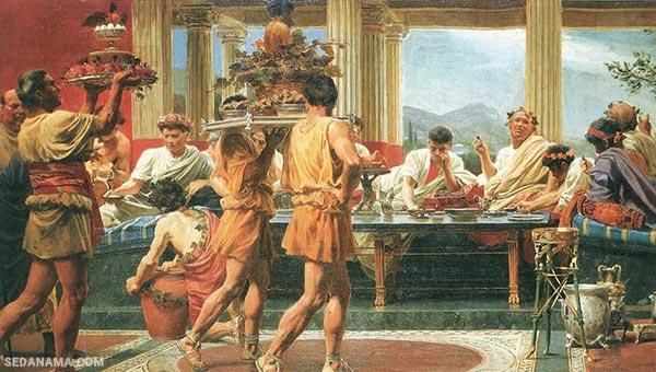 جشن تولد در زمان باستان