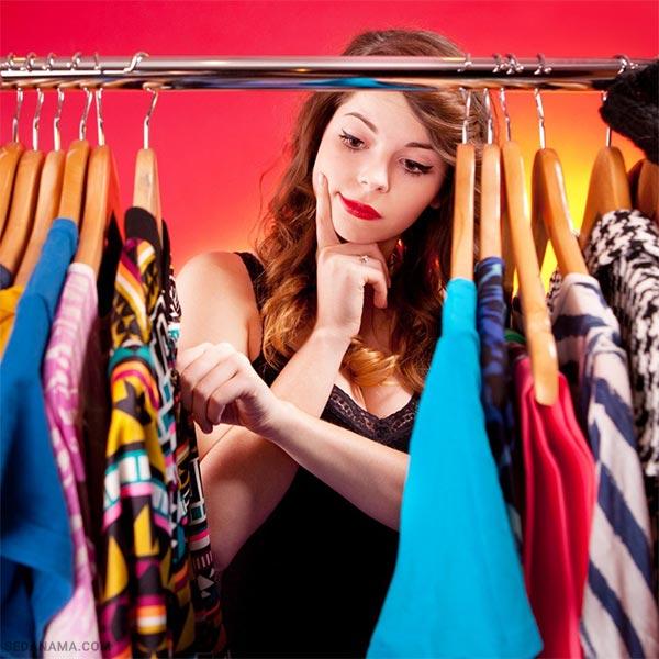 خرید لباس برای هدیه تولد