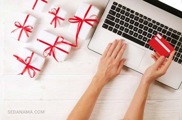 خرید آنلاین هدیه