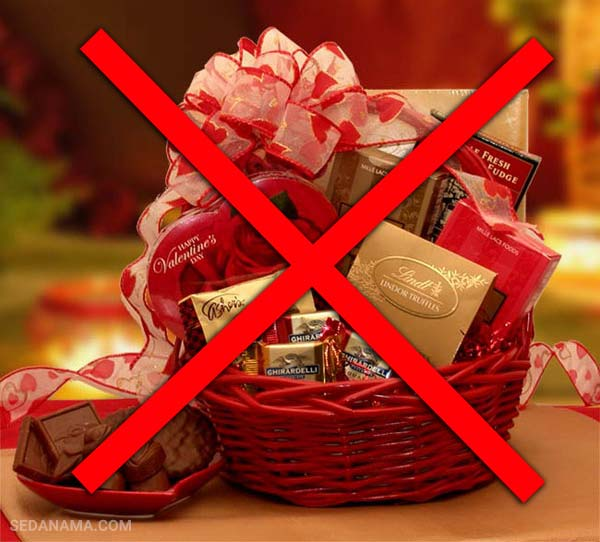 اشتباهات در خرید هدیه ولنتاین