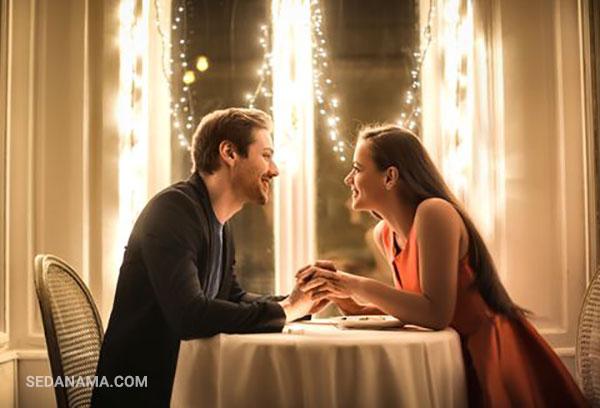 شام رمانتیک ولنتاین
