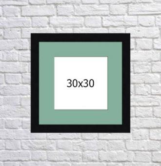 تابلوی صدانما ابعاد 30x30