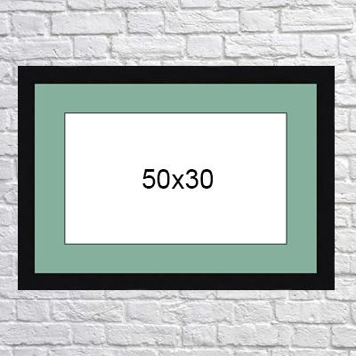 تابلو صدانما 50x30