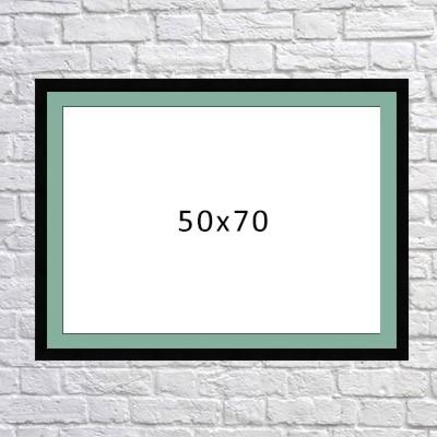 سفارش تابلوی فرکانس صدا در ابعاد 50x70