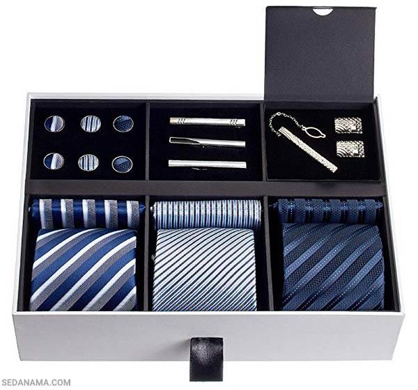 ست کراوات برای هدیه فارغ التحصیلی